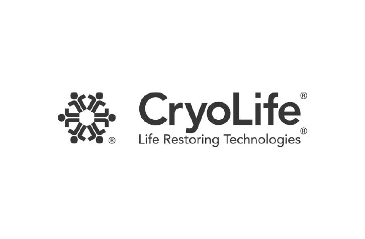 CyroLife Logo with Tagline